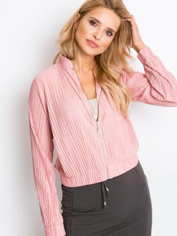 RUE PARIS Różowa bluza Amari