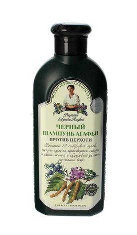 Receptury Babci Agafii Szampon ZIOŁOWY CZARNY naturalny 350 ml