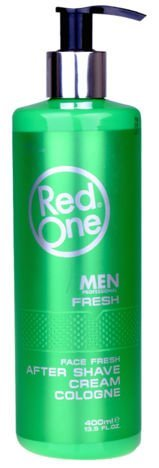 RedOne AFTER SHAVE CREAM COLOGNE GREEN WODA KOLOŃSKA W KREMIE 150 ML