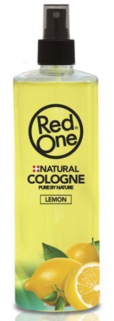 RedOne COLOGNE WODA KOLOŃSKA W SPRAYU LEMON 150 ML