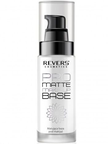 Revers PRO MATTE MAKE-UP BASE Matująca baza pod makijaż 30 ml