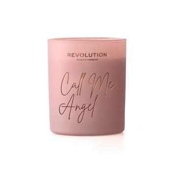 """Revolution Beauty Świeca zapachowa Call Me Angel 200g"""""""