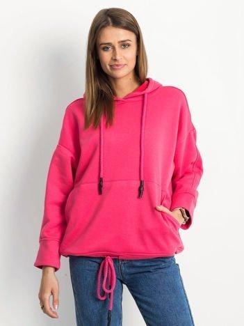 Różowa bluza Replicating