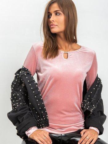 Rożowa bluzka Samantha