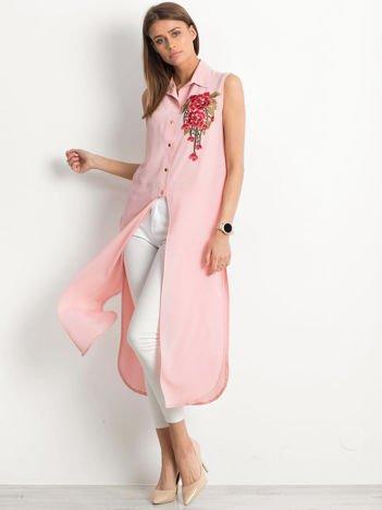 Różowa koszula Splendid