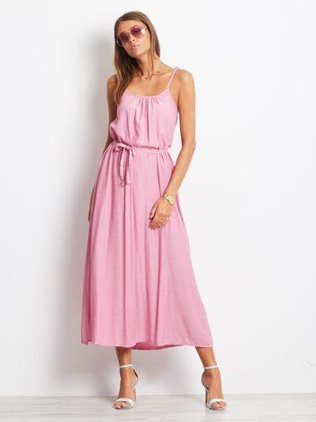 Różowa sukienka Candy