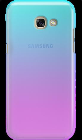SAMSUNG A3 2017 OMBRE BLUE