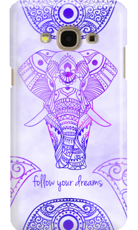 SAMSUNG J3 2017 ELEPHANT