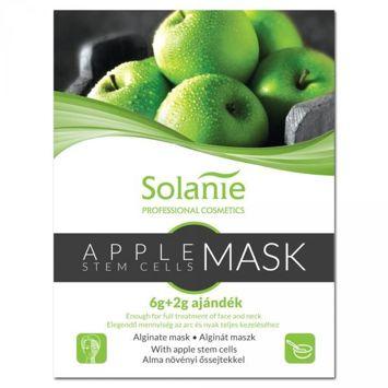 SOLANIE Profesjonalna alginatowa maseczka peel-off z komórkami macierzystymi jabłoni (6+2g)