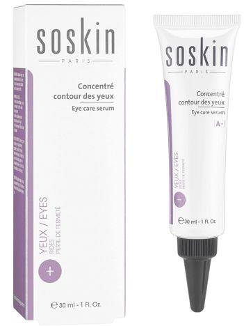 SOSKIN Pielęgnacyjne serum na okolice oczu 30 ml