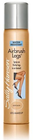Sally Hansen Airbrush Legs Rajstopy w sprayu Light Glow 75 ml