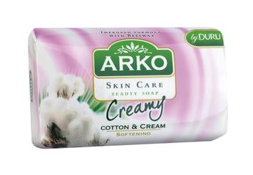 Sarantis ARKO mydło 90g bawełna
