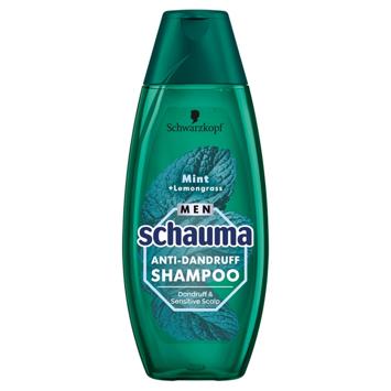 """Schwarzkopf  Schauma Men Szampon przeciwłupieżowy Mint  400ml"""""""