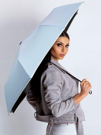 Składana parasolka jasnoniebieska