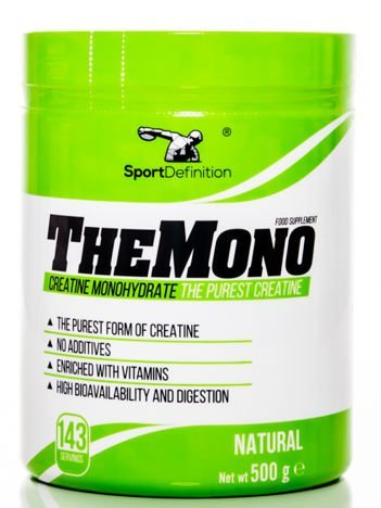 Sport Definition - Kreatyna The Mono - 500g