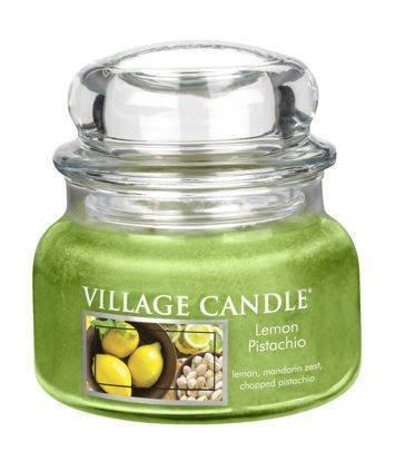 Świeca zapachowa Village Candle 270 gr - Lemon Pistachio