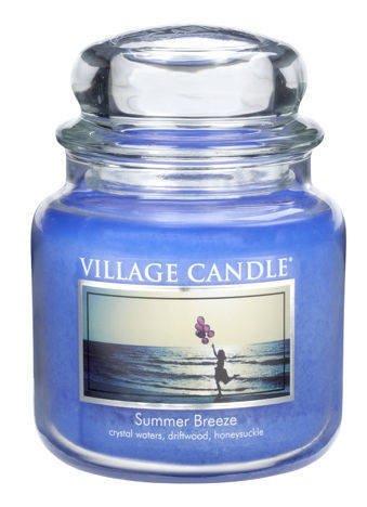 Świeca zapachowa Village Candle ŚREDNIA 453 gr - Summer Breeze