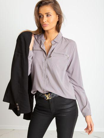 Szara koszula Layla