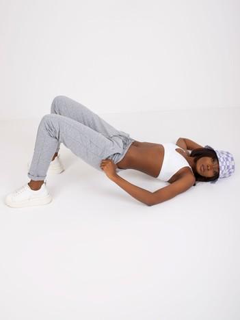 Szare spodnie Approachable