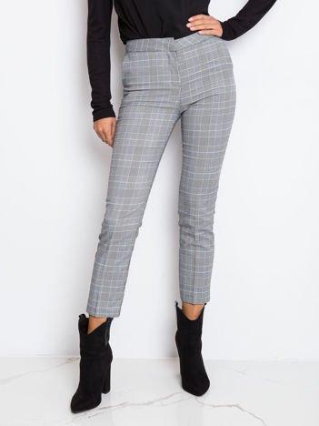Szare spodnie Chilly