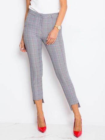 Szare spodnie Company