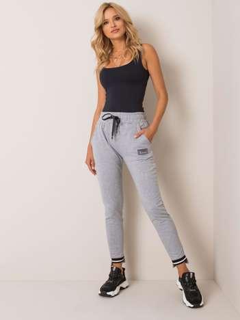 Szare spodnie Luciana