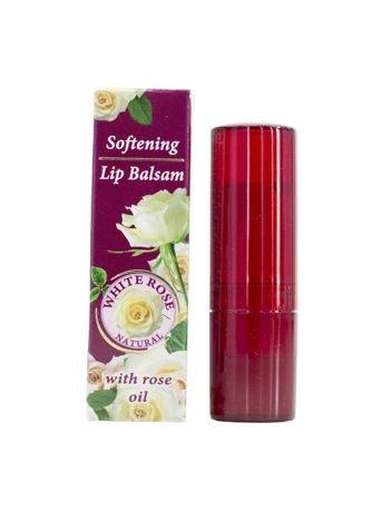 THE ROSE Balsam do ust w sztyfcie White Rose 5 ml