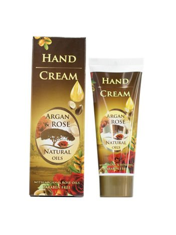 THE ROSE Krem do rąk Argan&Rose 75 ml