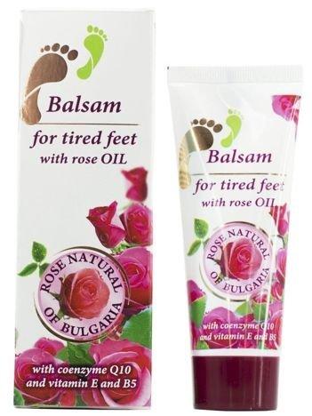 THE ROSE Krem do stóp Q10 Natural Rose 75 ml