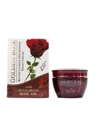 THE ROSE Krem na noc Golden Rose 50 ml