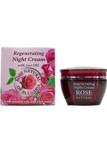 THE ROSE Krem na noc Natural Rose 50 ml