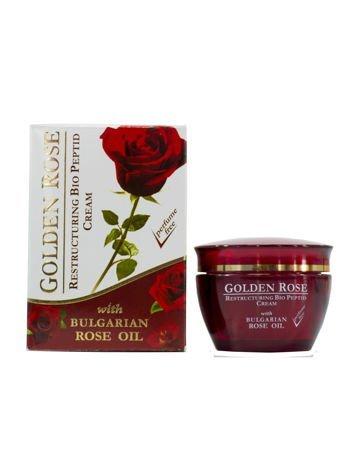 THE ROSE Krem z biopeptydami Golden Rose 50 ml