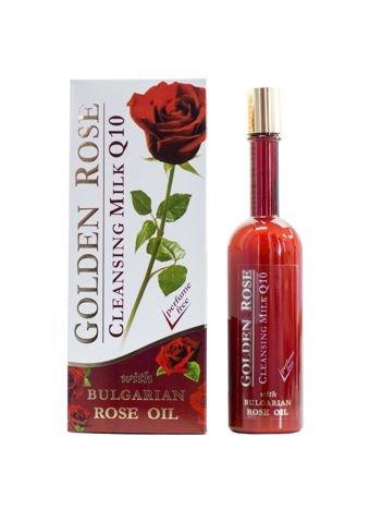 THE ROSE Mleczko oczyszczające Q10 Golden Rose 250 ml