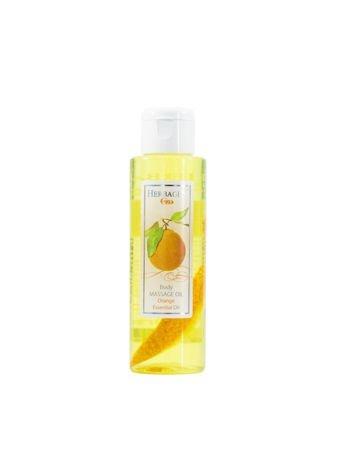 THE ROSE Olejek pomarańczowy do masażu 100 ml
