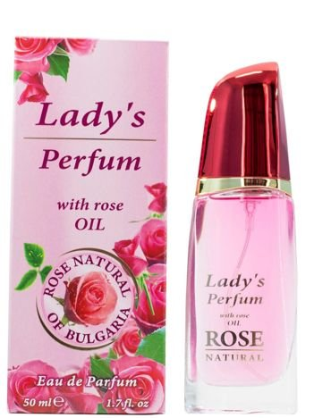 THE ROSE Perfumy Natural Rose 50 ml
