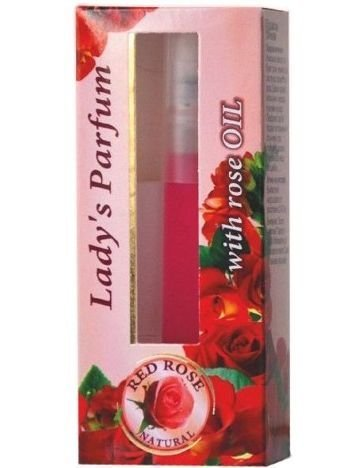 THE ROSE Perfumy Red Rose 8ml