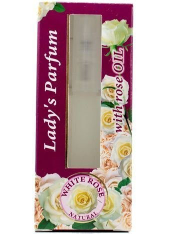 THE ROSE Perfumy White Rose 8 ml