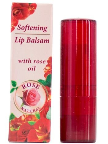 THE ROSE Różany balsam do ust w sztyfcie 5 ml