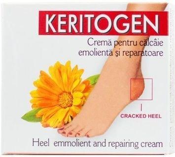 THE ROSE Zmiękczający i naprawczy krem do piet Keritogen 50 g