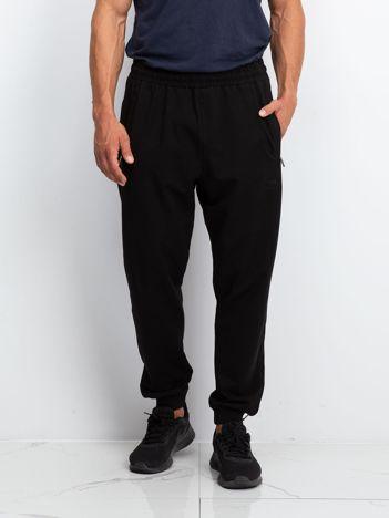 TOMMY LIFE Dresy czarne męskie plus size