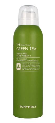 TONY MOLY THE CHOK CHOK Green Tea Koreańska mgiełka odświeżająca do twarzy 150ml
