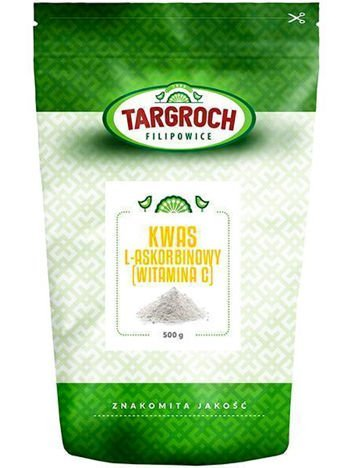 Targroch - Witamina C 500g