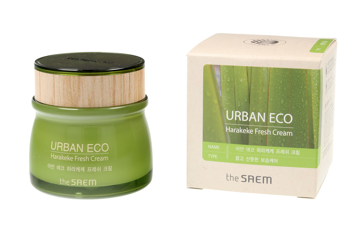 The SAEM Urban Eco Harakeke Fresh Cream Nawilżający krem do twarzy 60 ml""