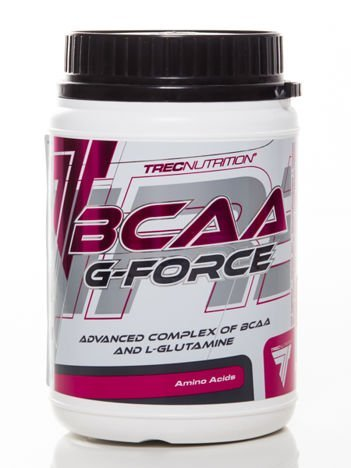Trec – Aminokwasy  BCAA G-Force - 300g orange