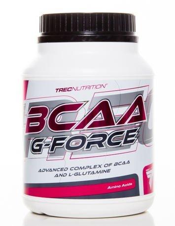 Trec - Aminokwasy BCAA G-Force – 600g orange