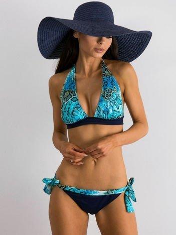 Turkusowe bikini Invetion