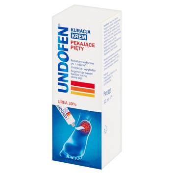 """Undofen Krem-kuracja na pękające pięty - 30% Urea 50ml"""""""