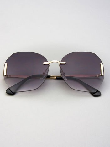 VICS Okulary przeciwsłoneczne BLACK