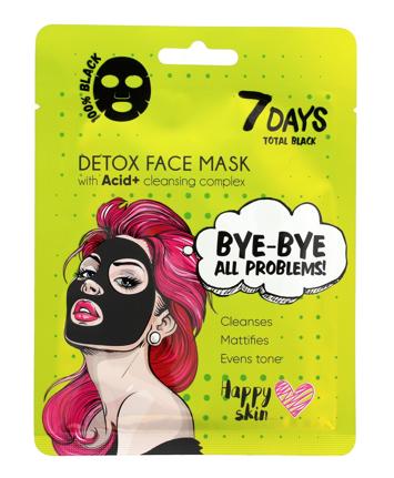 """VILENTA 7 Days Maska na twarz detoksykująca Bye Bye All Problems 25g"""""""