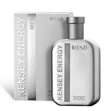 WODA PERFUMOWANA MĘSKA JFENZI KENSEY ENERGY 100 ml